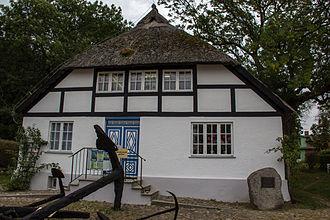 Göhren, Rügen - The local history museum in Göhren