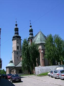 Głogówek. Kościół par. p.w. św. Bartłomieja