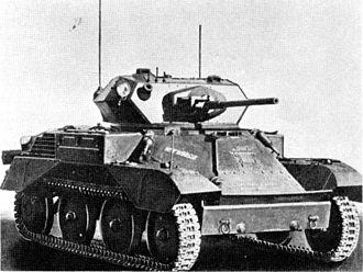 Light Tank Mk VIII - Mk VIII Light Tank