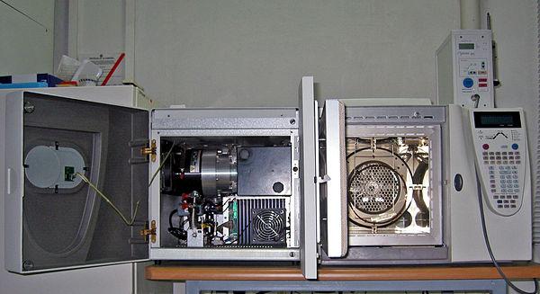 Gas chromatography–mass spectrometry - Wikiwand