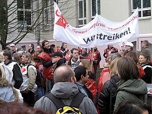 Gewerkschaft Erziehung und Wissenschaft GEW; D...