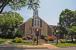 Glencarlyn Historic District