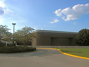 GVSU Fieldhouse - Image: GVSU Fieldhouse