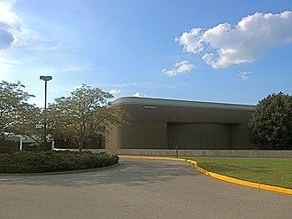 GVSU Fieldhouse - Image: GVSU Fieldhouse