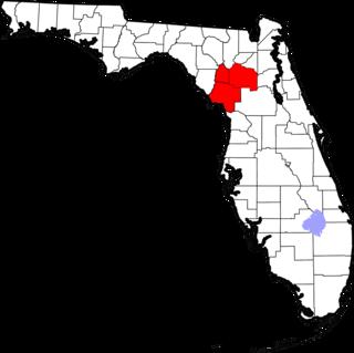 Gainesville metropolitan area, Florida metropolitan area in Florida, United States