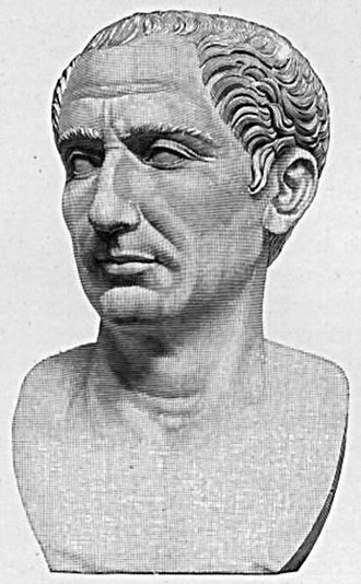 Druid - Julius Caesar, the Roman general and later dictator, who wrote the most important source for the Druids in Britain