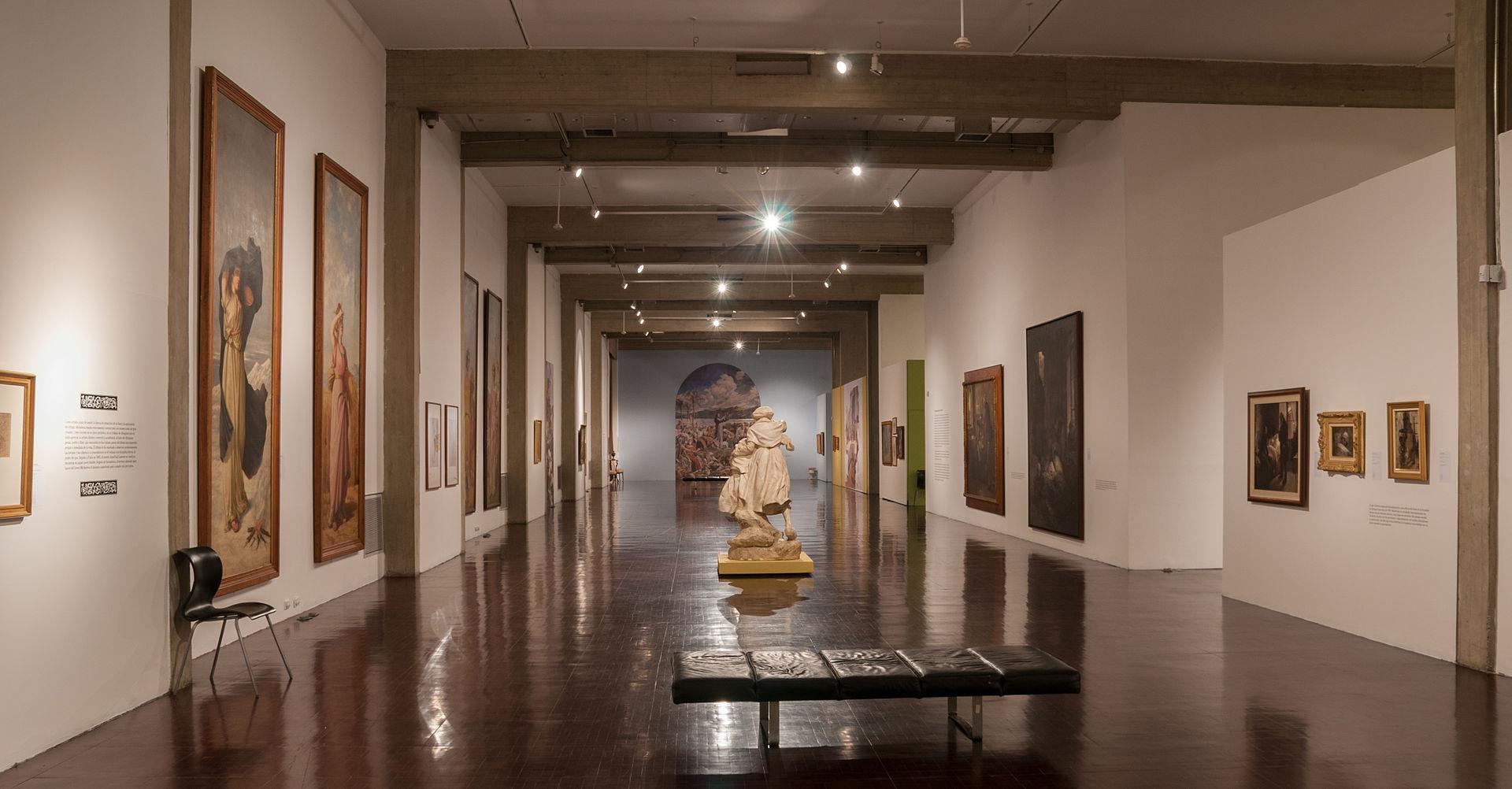 Galer a de arte nacional caracas wikipedia la - Galerista de arte ...