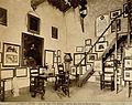 Galileo Galilei; interior of Villa del Gallo, once Galileo's Wellcome V0018713.jpg