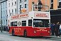 Galway City Sightseeing Tour bus (75-G-861), ex-DM1176 (KUC 176P), August 1998.jpg