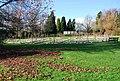 Garden of memorial, Kent and Sussex crematorium - geograph.org.uk - 1056632.jpg
