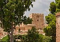Gardens and tower Alcazaba, Almeria, Spain.jpg