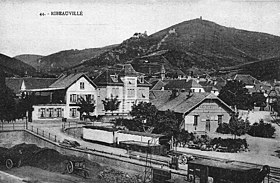 Image illustrative de l'article Gare de Ribeauvillé-Ville