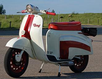 Garelli Motorcycles - Garelli Capri 1968