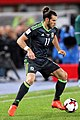 Gareth Bale playing for Wales vs Austria 01.jpg
