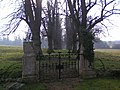 Gates from Sevenhampton church - geograph.org.uk - 1139024.jpg