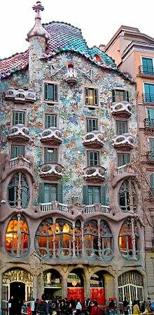 85b86948d Casa Batlló – Wikipédia