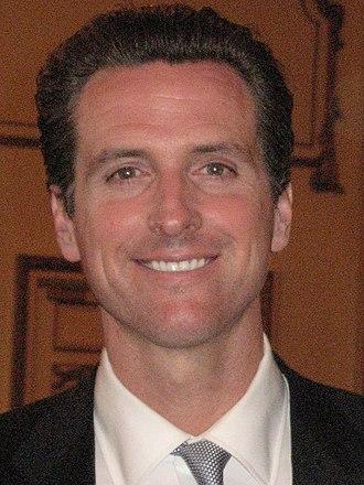 2003 San Francisco mayoral election - Image: Gavin Newsom (1)