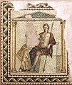 Gaziantep Zeugma Museum Dionysos and Ariadne mosaic 4112.jpg
