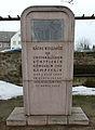 Gedenkstein Schloßallee (Moritzburg) Käthe Kollwitz.jpg