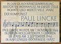 Gedenktafel Oranienstr 64 Paul Lincke.JPG