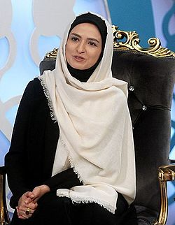 Gelareh Abbasi on IRIB 1.jpg