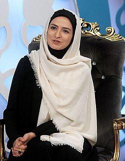 Gelareh Abbasi on IRIB 1.jpg