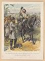 Gen. Pickett taking the order to charge from Gen. Longstreet, Gettysburg, July 3, 1864 - H.A. Ogden. LCCN2013645265.jpg