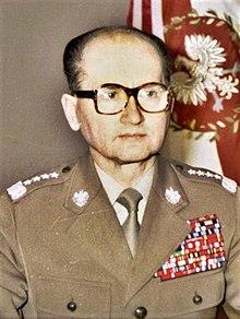 Gen. Wojciech Jaruzelski 13 grudnia 1981.JPG