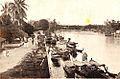 Generaal aanzicht Martapoera-rivier voor de Europese woonwijk.jpg
