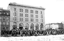 General Strike Helsinki 1917