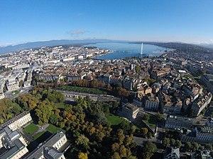 Geneva-aerial-view
