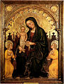 Gentile da fabriano, Madonna with Child and Two Angels.jpg