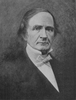 George Bruce first secretary of the Franklin Typographical Association.png