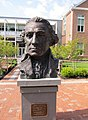 George Washington, benefactor of his namesake college - panoramio.jpg