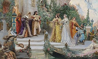 The Arrival of the Guests, Venice
