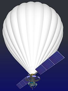 Geostationary Balloon Satellite Wikipedia