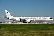 German Air Force, Airbus A340-300, 16+01 (15185684358).jpg
