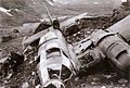 German bombers (Heinkel He 111) destroyed after the fighting in Narvik.jpg