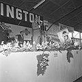Gert Timmerman ontvangt gouden en diamanten plaat, Louis Armstrong en Gert Timme, Bestanddeelnr 917-8181.jpg