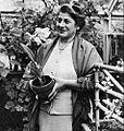 Gertrude Berg gardener 1954.jpg
