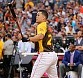 Giancarlo Stanton competes in final round of the '16 T-Mobile -HRDerby (28490268111).jpg