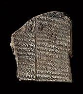 أعـظـم 100 كتاب فـي تـاريخ الـبشريـة ... 170px-GilgameshTablet