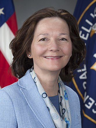 Director of the Central Intelligence Agency - Image: Gina Haspel official CIA portrait (cropped)