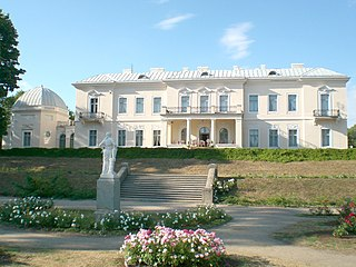 Palanga Amber Museum Art Museum in Palanga, Lithuania