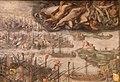 Giorgio vasari e aiuti, la battaglia di lepanto, 1572-73, 04.jpg