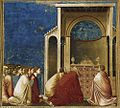 Giotto di Bondone - No. 10 Scenes from the Life of the Virgin - 4.The Suitors Praying - WGA09182.jpg