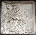 Giovanni antonio amadeo, facciata della cappella colleoni, 1472-75, storie della genesi, 08 lamech punisce il figlio 1.JPG