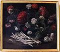 Giovanni martinelli, natuira morta con asparagi, rose, garofani e peonie.JPG