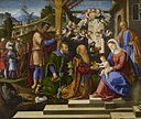 Girolamo da Santacroce - The Adoration of the Three Kings - Walters 37261.jpg