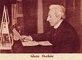 Glatz Oszkar hungarian painert in Hungarian Radi Delibab Newspaper 1934 januar 27 Nr05sz.jpg